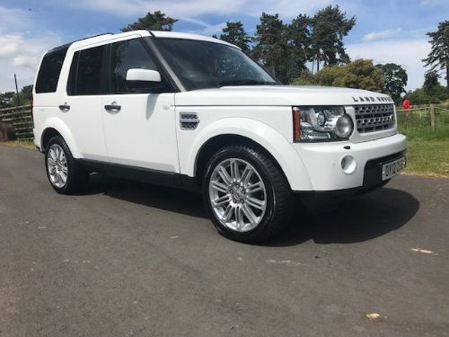 *** SOLD *** Discovery 4 SDV6 3.0 HSE Automatic 7 Seater 2012